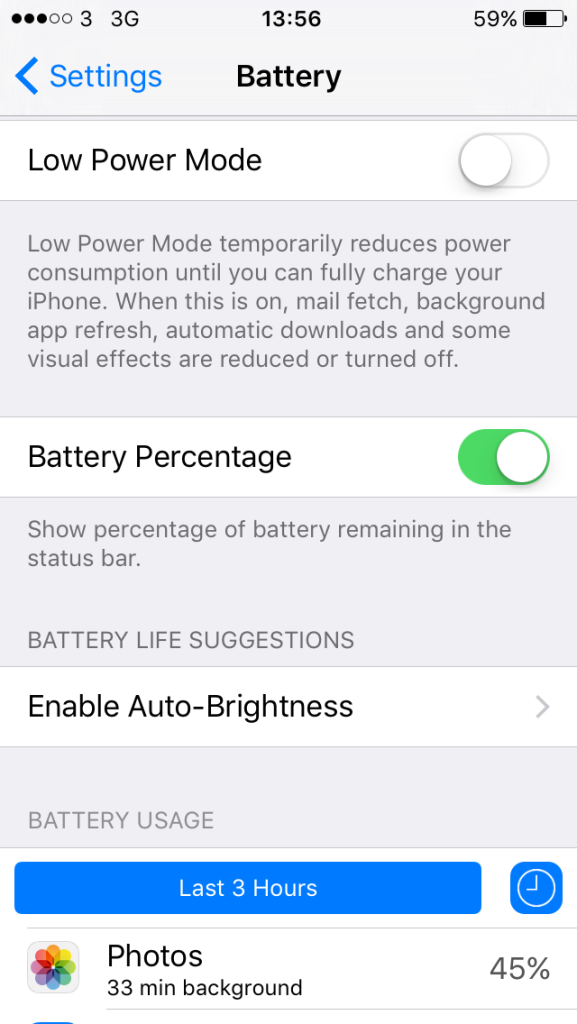 Battery-page-on-iphone